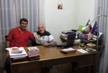 سفرنامه شیلی بخش سوم، دیدار با عبدالله امیدوار