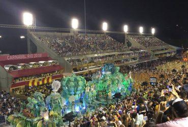 جاذبه های گردشگری برزیل، سائوپائولو، کارناوال ریودژانیرو